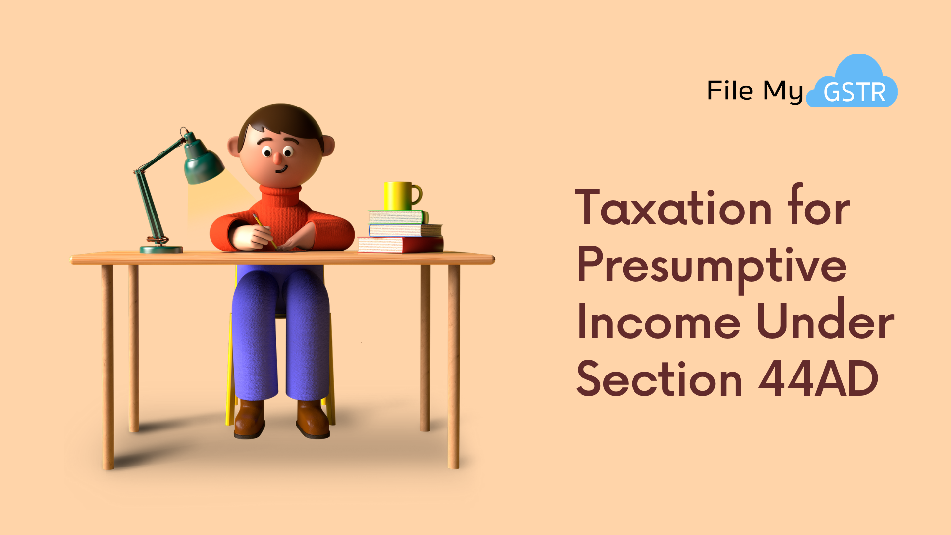 Taxation for Presumptive Income Under Section 44AD